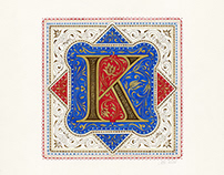 The initial «K»