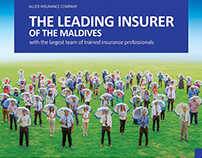 The Leading Insurance Of The Maldives - Allied 2015