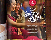 Spice of Life | Advertising Campaing