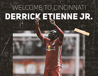 FC Cincinnati Player/Coaches Announcements