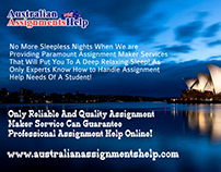 Best Assignment Service in Australia 24 Hour Live Chat