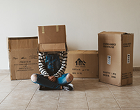 Moving out (the cardboard box version)