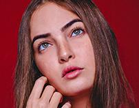 Red Sparrow - Anne Karoline