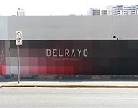 Mural: DELRAYO