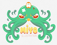 MIYO - Illustration