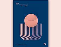 UNITE – Poster Design
