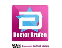 Doctor Brufen - Application design