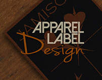 Apparel Label Design