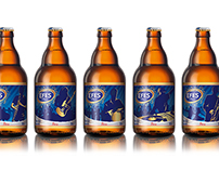 Package design for Efes Beer company