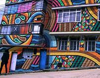Graffiti Compositing - Runner up VFX Comp - AAU