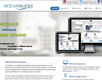 Web Template. Design or develop for sale.