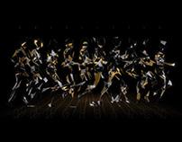 Sport Data Graphics | Full CGI Build & Retouch