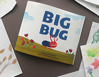 Big Bug By Brooke Smith Illustrated by Jean Ruth