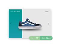 Product Card UI