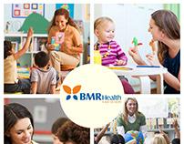BMR Health Folder Design