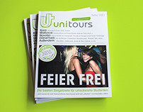 Unitours – Editorial Design