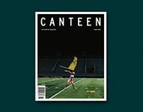 Canteen Magazine Redesign