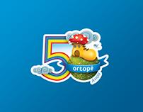 ORTOPÉ // Brand 50 Years