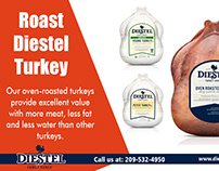 Roasted Diestel Turkey