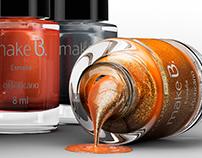 3D Make B Nail Polish