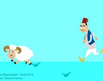 Aid adhha mubarak - animated short