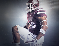 Mississippi State Football Video Countdown Graphics
