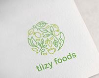 Visual Identity - Tiizy Foods