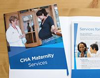 Maternity Folder Set