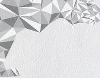 Bear Мишка triangle