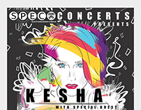SPEC Concerts Spring Fling 2015 with Kesha and Kygo