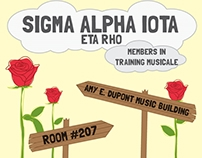 Sigma Alpha Iota Eta Rho - Musicale