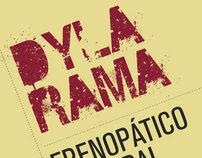 Dylarama Revista Cultural | Website & Identity