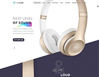 Product Landing - Template