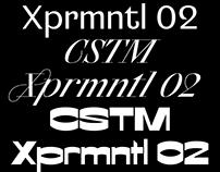 CSTM Xprmntl 02