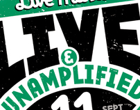 Live and Unamplified 2