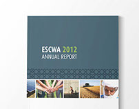 UN-ESCWA Annual Report 2012