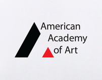 American Academy of Art Redesign
