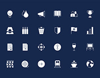 CAMPARI GROUP— Icon set