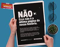 Campanha de Transformação Digital - Diário do Rio Doce