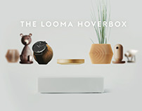 THE LOOMA HOVERBOX - next level levitating