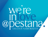 "Pestana ""We're in love"""