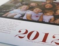2012 Family Calendar