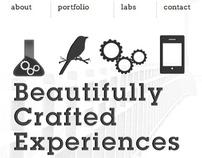 workbysimon website re-design