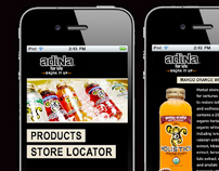 Adina Beverage's Fully Integrated Digital Campaign