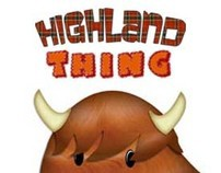 CHARACTER DESIGN: Highland Thing
