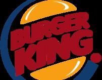 """Burger King Billboard """"graduation-project"""""""