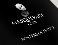 Masquerade Club - Posters Of Events