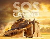 Vizual for SOS Casino campaign