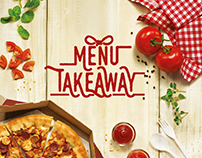 Pizza Hut | Takeaway Menu Book