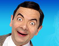 Mesh Mr Bean